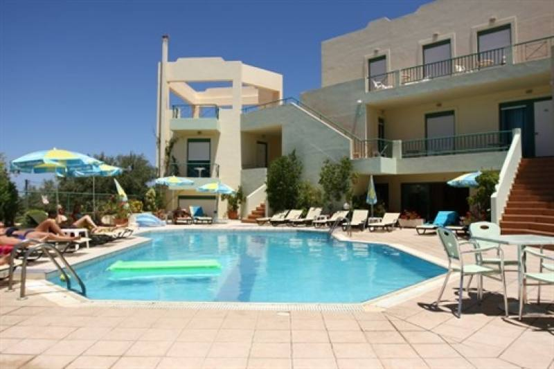 Appartementen Bella Vista - Oud-Chersonissos - Heraklion Kreta